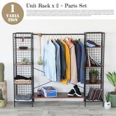 anthem Unit Rack×2+拡張パーツセット (アンセムシリーズ)