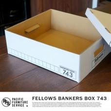 FELLOWS BANKERS BOX 743 BOX Fellows社