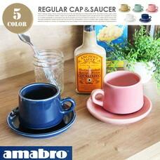 REGULAR CUP&SAUCER 【5variation】