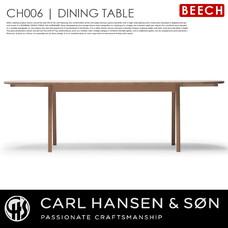 CH006 ダイニングテーブル BEECH CARL HANSEN & SON