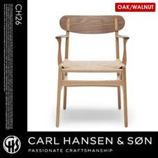 チェア CH26 オーク/ウォールナット CARL HANSEN & SON