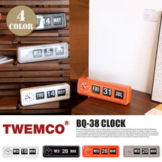 BQ-38 WALL&TABLE CLOCK TWEMCO