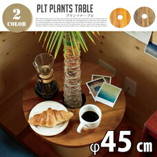 PLT Plants Table サークルφ45cm 【2variation】
