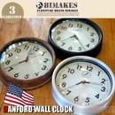 HANFORD WALL CLOCK