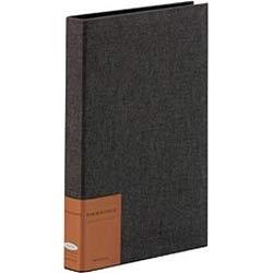 セキセイSEKISEIレミニッセンスポケットアルバム(Lサイズ246枚収納/カーキ)XP-2101-KA[XP2101]