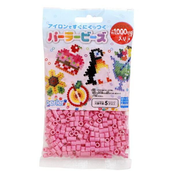 カワダKAWADAパーラービーズ単色ピンク