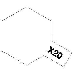 タミヤTAMIYAタミヤカラーエナメルX-20溶剤