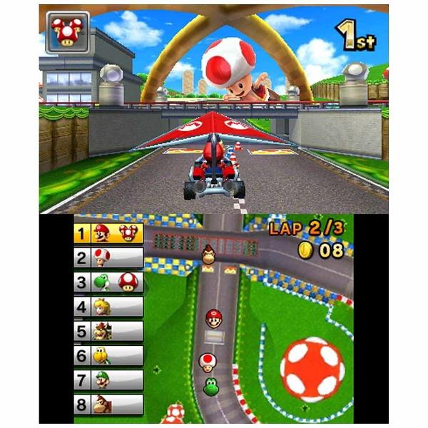 任天堂Nintendoマリオカート7【3DSゲームソフト】