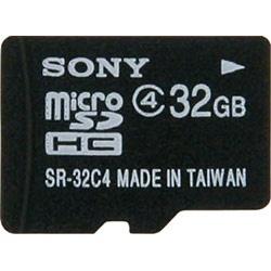 ソニーSONYmicroSDHCカードSR-A4シリーズSR-32A4[32GB/Class4][SR32A4]