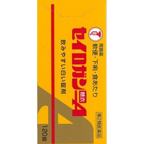 【第2類医薬品】セイロガン糖衣APTP包装(120錠)〔下痢止め〕【rb_pcp】大幸薬品