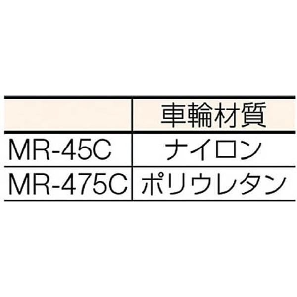 アイリスオーヤマIRISOHYAMAメタルラック用大型キャスター4個セットMR475C[MR475C]