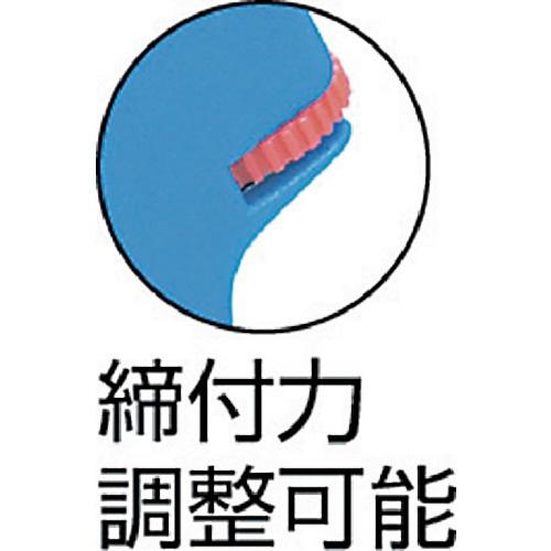 トラスコ中山タイガン適応幅2.5~5.0mmTG7
