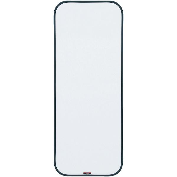 トラスコ中山スチール製ホワイトボード無地・ミニタイプ900X350SH315W