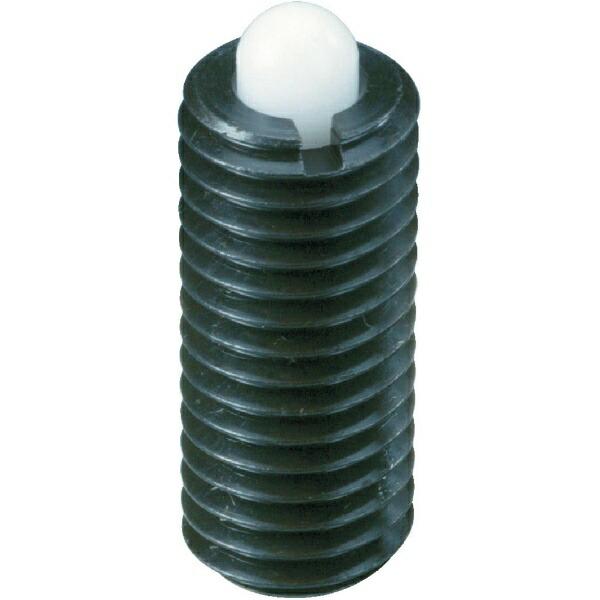 イマオコーポレーションIMAOスプリングプランジャー(軽荷重用・樹脂ピン)M4ZN4