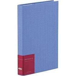 セキセイSEKISEIレミニッセンスポケットアルバム(Lサイズ246枚収納/ブルー)XP-2202-BU[XP2202]