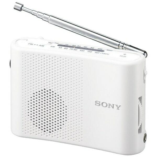 ソニー 携帯ラジオ …