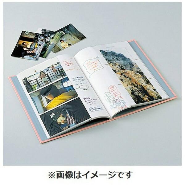 セキセイSEKISEIレミニッセンスポケットアルバム(Lサイズ168枚収納/ブルー)XP-168M-BU[XP168M]