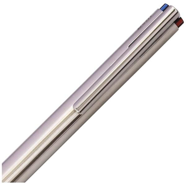 ラミーLAMY3色ボールペン「Lamylogo」L405ステンレス