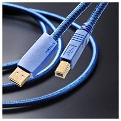 FURUTECHフルテックオーディオ用USB2.0ケーブル【A】⇔【B】(1.2m)GT2USB-B1.2m[GT2USBB12]
