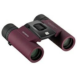 オリンパスOLYMPUS8倍双眼鏡「8×25WPII」(ディープパープル)[8X25WPIIPUR]