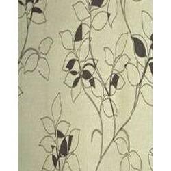 東京シンコールTOKYOSINCOL2枚組ドレープカーテンモダンフラワー(100×178cm/アイボリー)[902112]