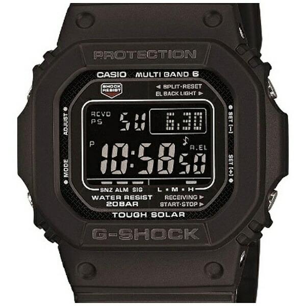 カシオCASIOG-SHOCK(G-ショック)「MULTIBAND6(マルチバンド6)」GW-M5610-1BJF[GWM56101BJF]