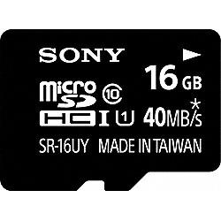 ソニーSONYmicroSDHCカードSR-UYAシリーズSR-16UYA[16GB/Class10][SR16UYA]