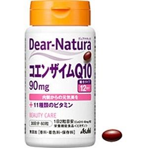 アサヒグループ食品AsahiGroupFoodsDear-Natura(ディアナチュラ)コエンザイムQ10(60粒)〔栄養補助食品〕