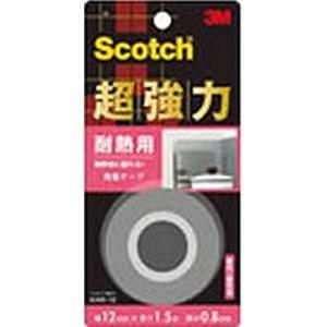 3Mジャパンスリーエムジャパン超強力両面テープ耐熱用KHR-12
