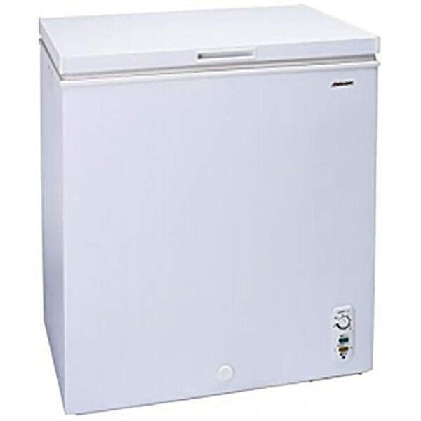 アビテラックスAbitelax冷凍庫ホワイトACF-145C[1ドア/上開き/145L][ACF145C]