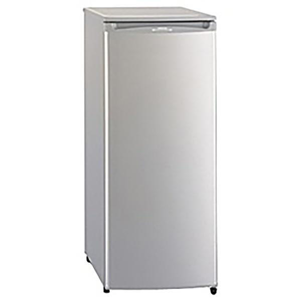 日立HITACHIRF-U11ZF冷凍庫メタリックシルバー[1ドア/右開きタイプ/113L][RFU11ZFSメタリックシルバー]