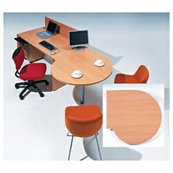 ガラージfantoniGF連結テーブル(木目)GF-100ST415-218[GF100ST]【メーカー直送・代金引換不可・時間指定・返品不可】