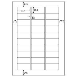 ヒサゴHISAGOA4タックシール連続給紙タイプGB900[A4/100シート/30面][GB900]【wtcomo】