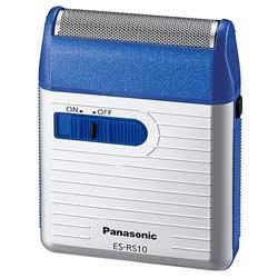 パナソニックPanasonicES-RS10メンズシェーバー青[1枚刃][ESRS10A電気シェーバー]