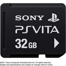 ソニーインタラクティブエンタテインメントSonyInteractiveEntertainmenPlayStationVitaメモリーカード32GB【PSV(PCH-1000/2000)】
