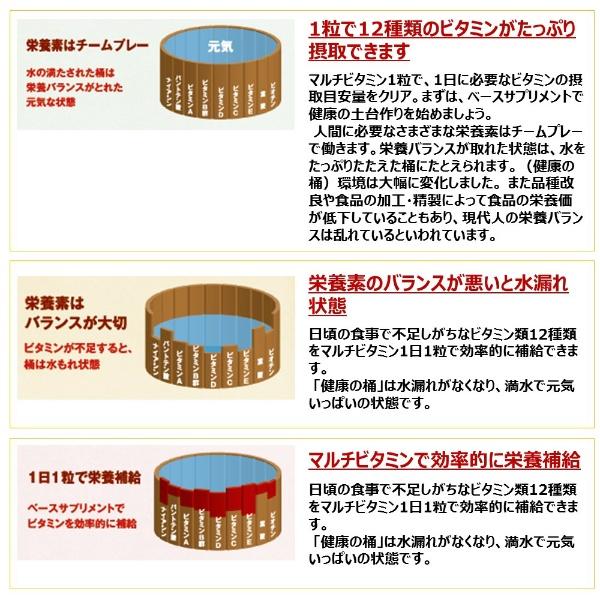 大塚製薬OtsukaNatureMade(ネイチャーメイド)マルチビタミン100粒【rb_pcp】