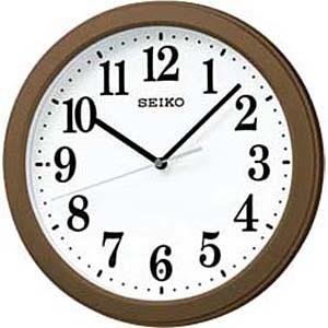 セイコーSEIKO電波掛け時計KX379B[KX379B]