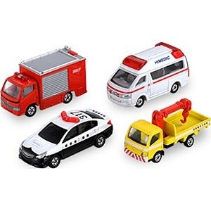 タカラトミーTAKARATOMYトミカギフトセット緊急車両セット5
