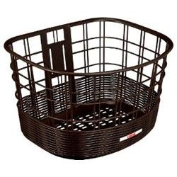 OGKオージーケーフロントバスケット(こげ茶)FB-037K[FB037K]