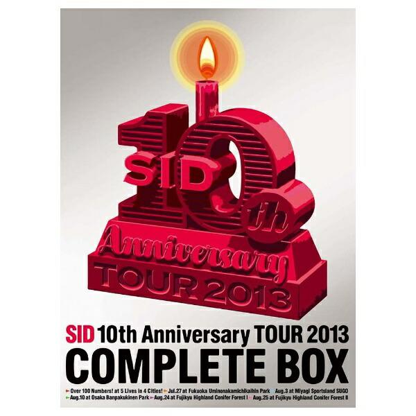 ソニーミュージックマーケティングシド/SID10thAnniversaryTOUR2013COMPLETEBOX完全生産限定盤【DVD】