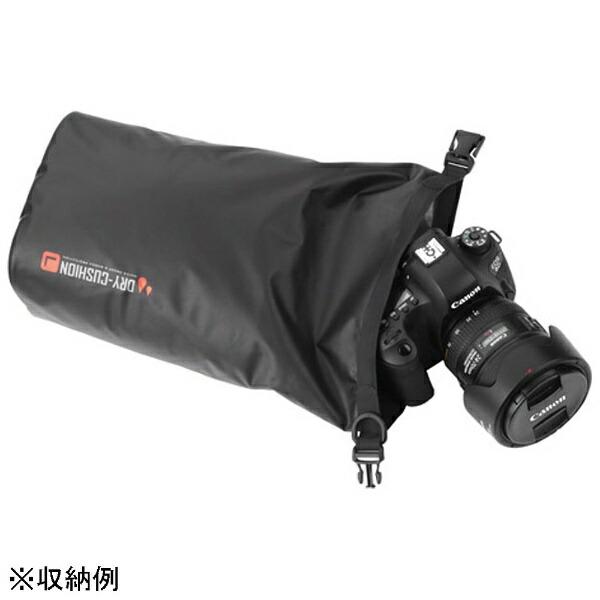 ハクバHAKUBAドライクッションポーチL(ブラック)SDCP-L[SDCPL]