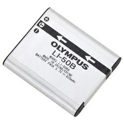 オリンパスOLYMPUSリチウムイオン充電池LI-50B[LI50B]