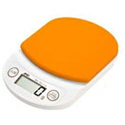A&Dエー・アンド・デイデジタルホームスケール(2kg)UH-3302-Oオレンジ[UH3302O]