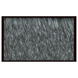 スミノエSUMINOEカーペットラックスファー(4.5畳/261×261cm/ブラック)【日本製】[LXF10261X261]
