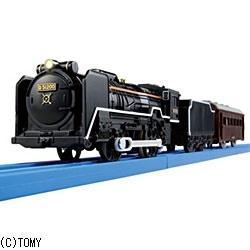 タカラトミーTAKARATOMYプラレールS-28ライト付D51200号機蒸気機関車[S28ライトツキD51200ジョウキ]