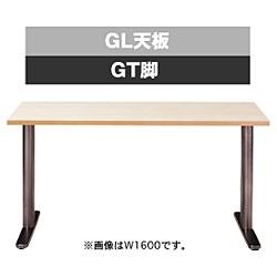 ガラージfantoniGTパソコンデスクGT-167H(白木)413-062[GL167TK]【メーカー直送・代金引換不可・時間指定・返品不可】