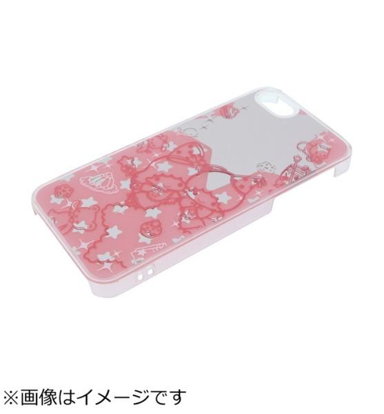 サンクレストSUNCRESTiPhone5用ミラーカバー「リトルツインスターズ」(ツインクルパーティ)iP5-TS6