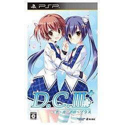 角川ゲームスKADOKAWAGAMESD.C.IIIPlus〜ダ・カーポIIIプラス〜通常版【PSPゲームソフト】