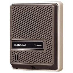 パナソニックPanasonic呼出音増設用スピーカーVL-862W[VL862W]panasonic