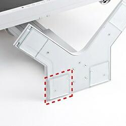 サンワサプライSANWASUPPLY透明耐震ゴムG-BLOXゲル(50mm角・4枚)QL-E84[QLE84]
